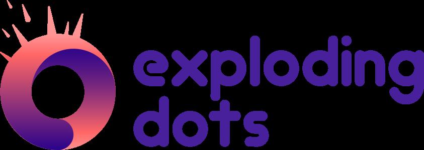 Exploding Dots Logo
