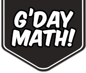G'Day Math Logo