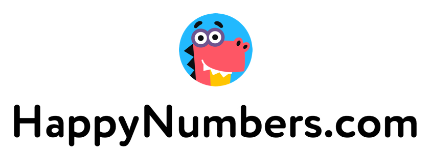 Happy Numbers Logo