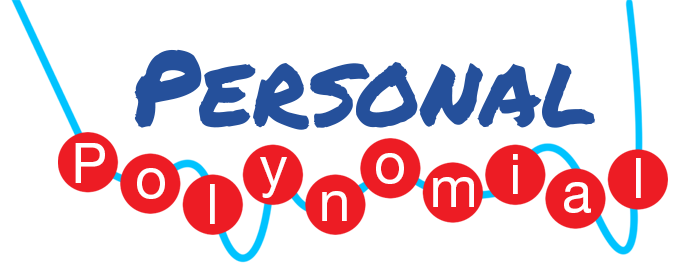 Personal Polynomial Logo